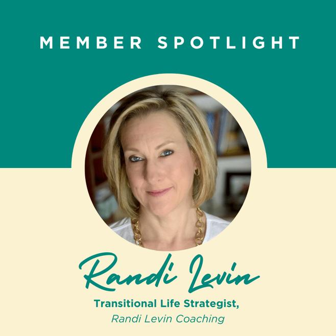 Meet Luminary Member, Randi Levin
