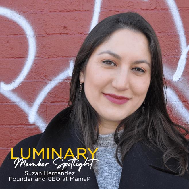 Luminary Member Suzan Hernandez