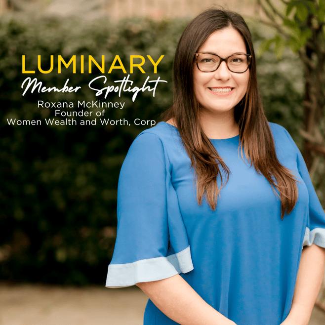 Luminary Member Roxana McKinney